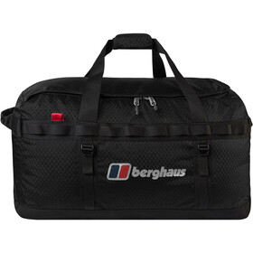 Berghaus Expedition Mule 60 Holdall Travelbag, black/black